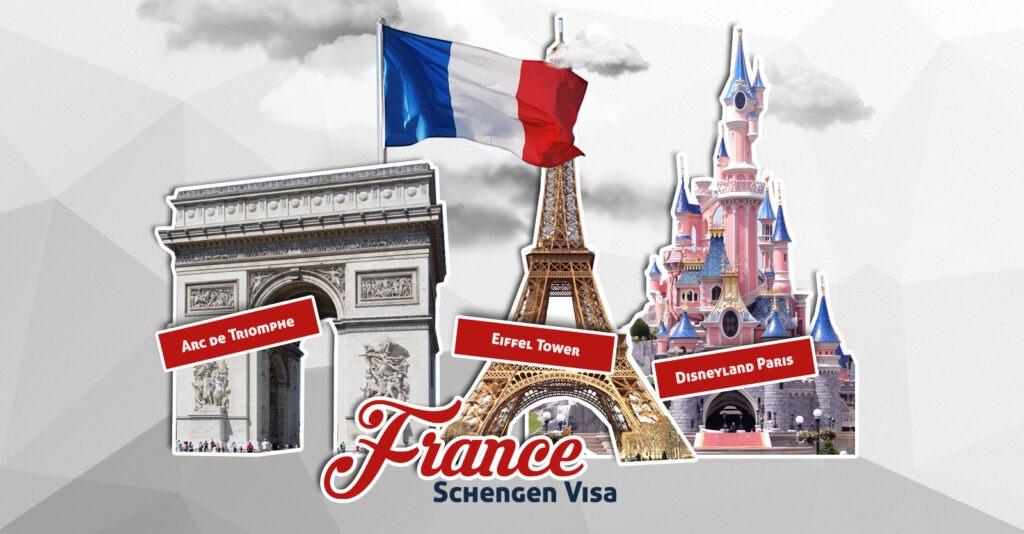 ویزا فرانسه
